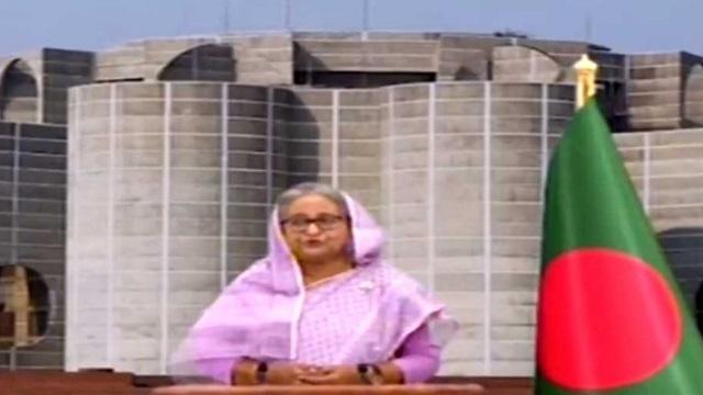 দ্রুত করোনার টিকা আনছে সরকার: প্রধানমন্ত্রী