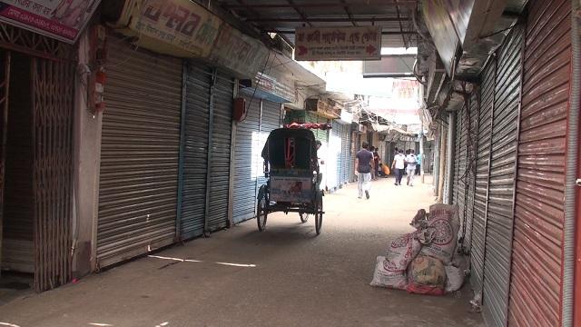 করোনা সংক্রমণ রোধে গোপালগঞ্জে শুরু হয়েছে ৯ দিনের সর্বাত্মক লকডাউন