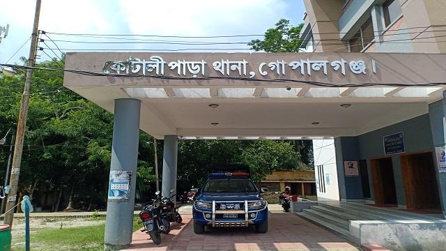 গোপালগঞ্জে সড়ক দুর্ঘটনায় মোটর সাইকেল চালক নিহত