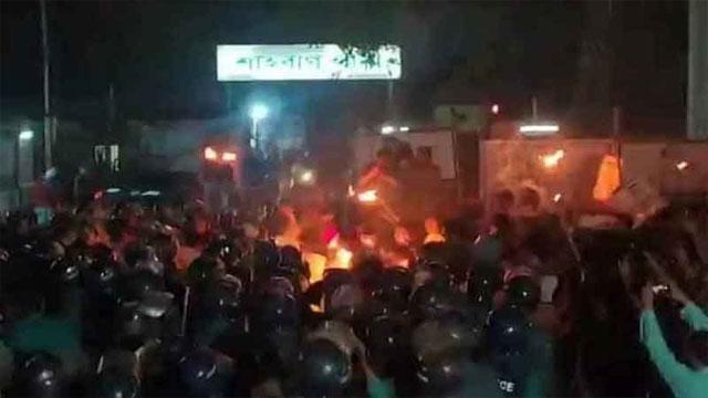 মুশতাকের মৃত্যু: মিছিলকারীদের বিরুদ্ধে শাহবাগ থানায় মামলা