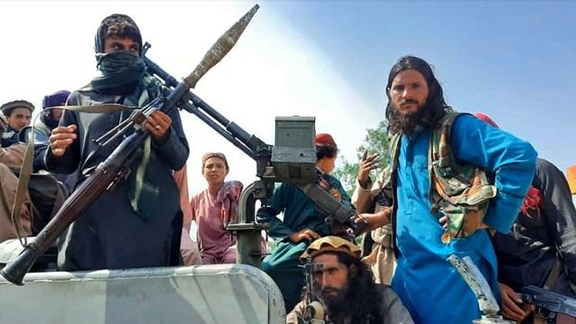 তালেবানের অধীনে আফগানিস্তানের রাজধানী কাবুল
